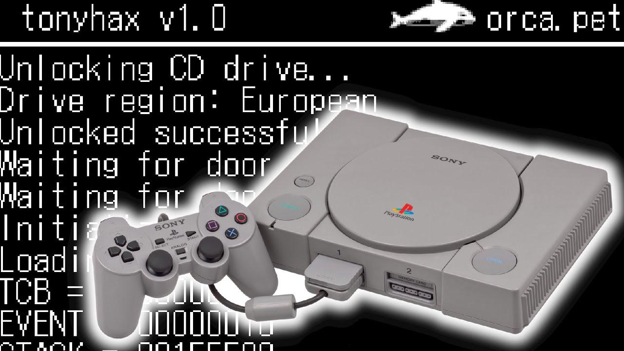 "PlayStation 1 ""tonyhax"" soft-mod released"