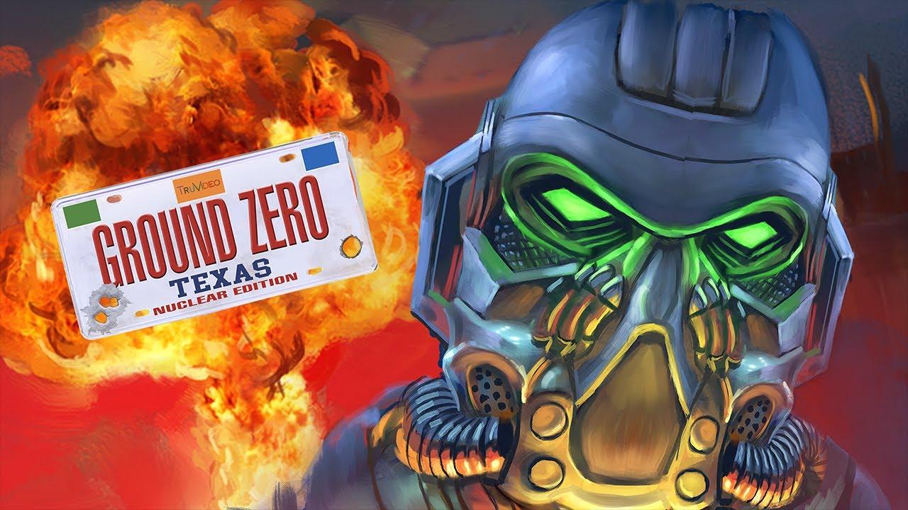 Ground Zero Texas Rereleased