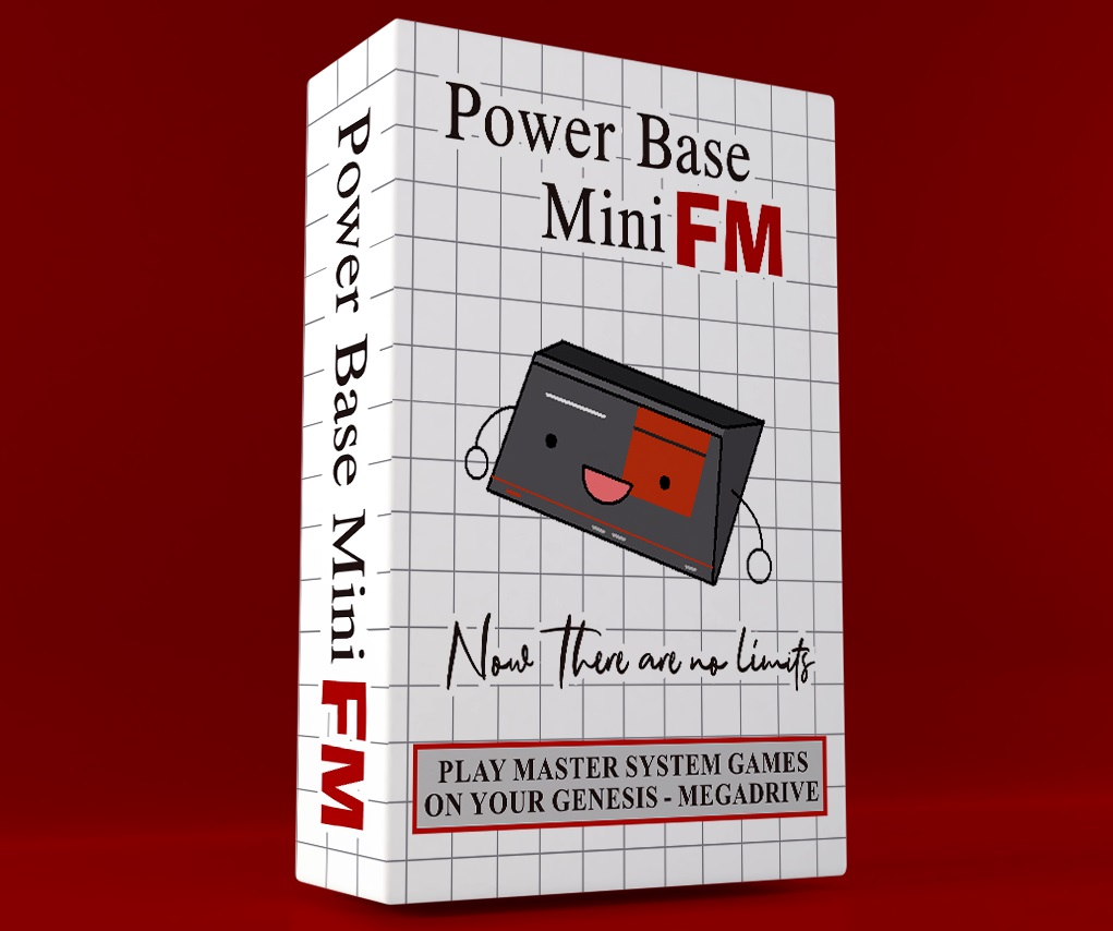 Power Base Mini & FM Now Available For Purchase