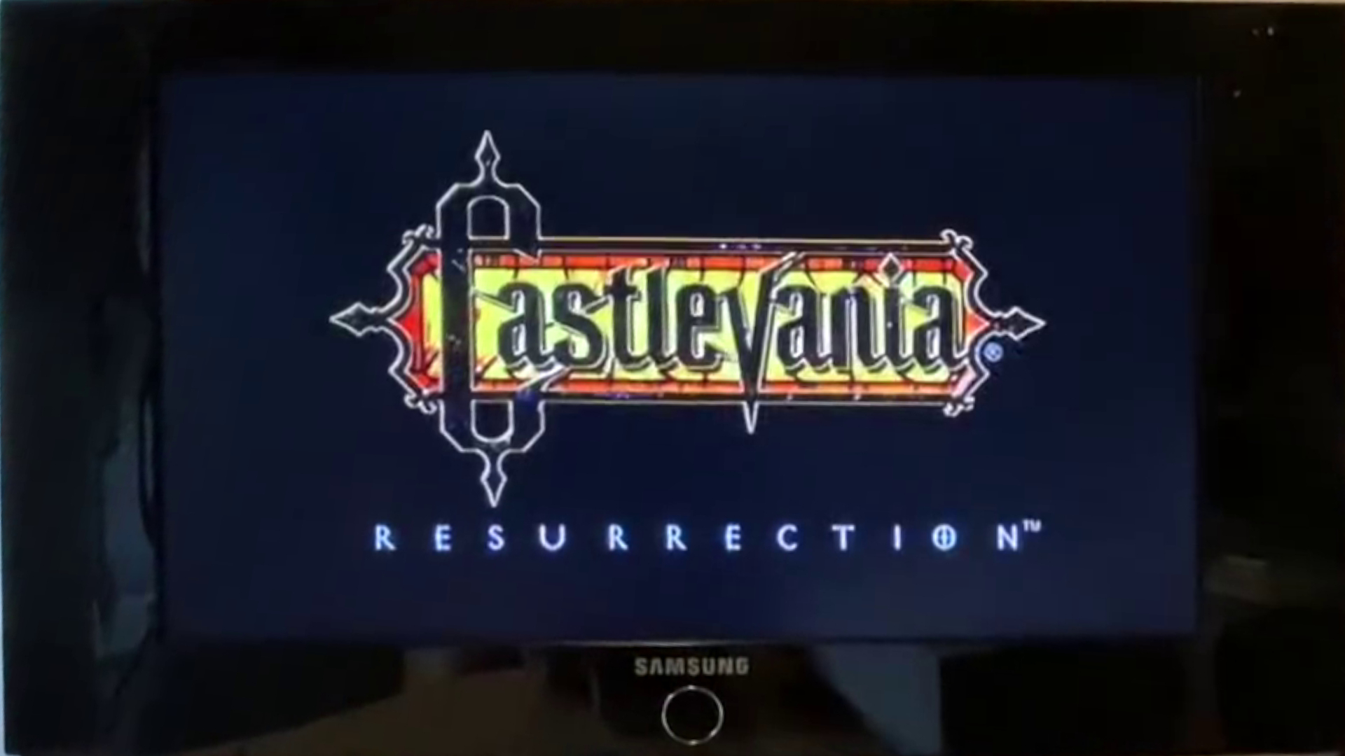 Castlevania Resurrection Sees Light Of Day