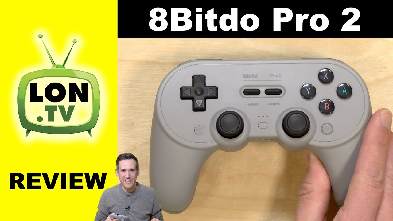 8Bitdo Pro 2 Review