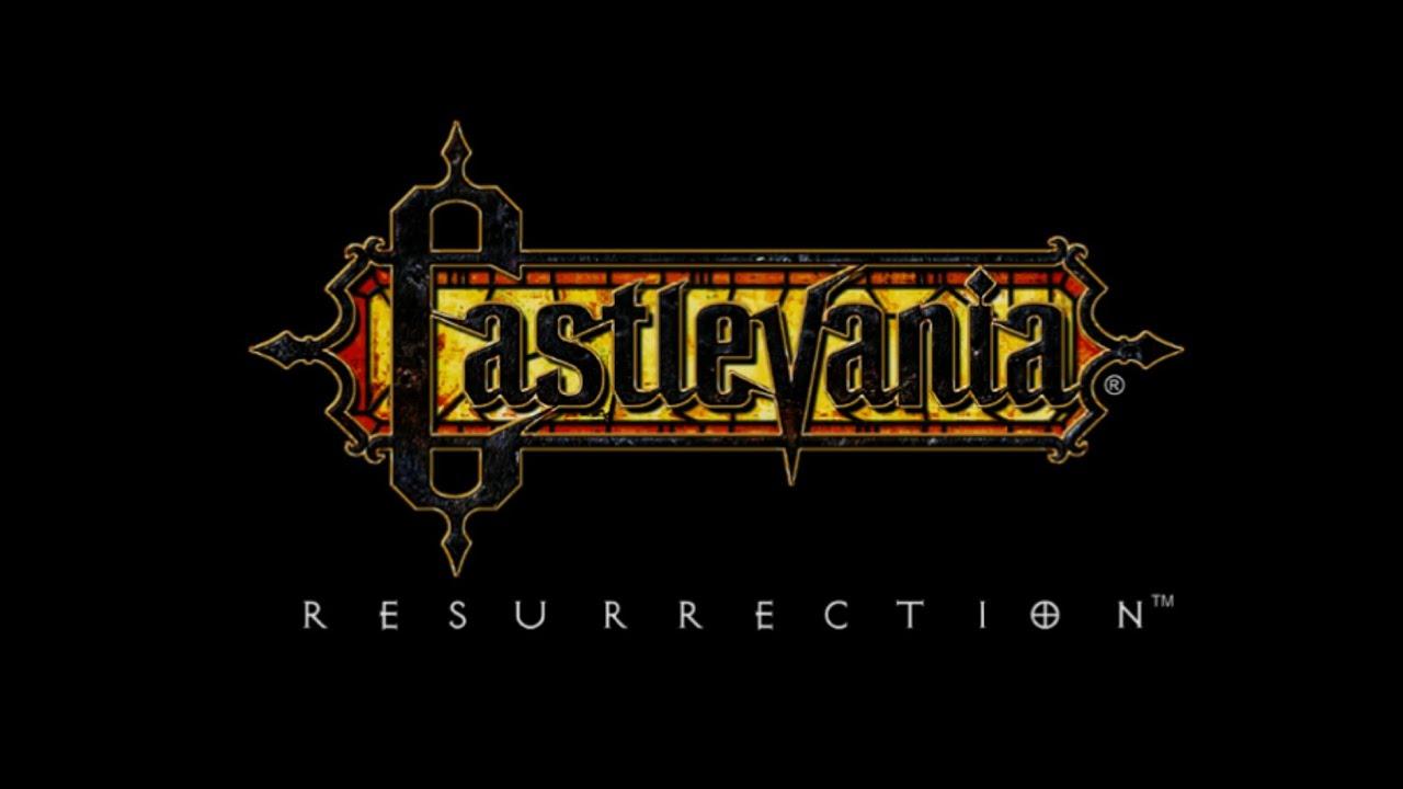 Dreamcast's Castlevania Resurrections Demo Released