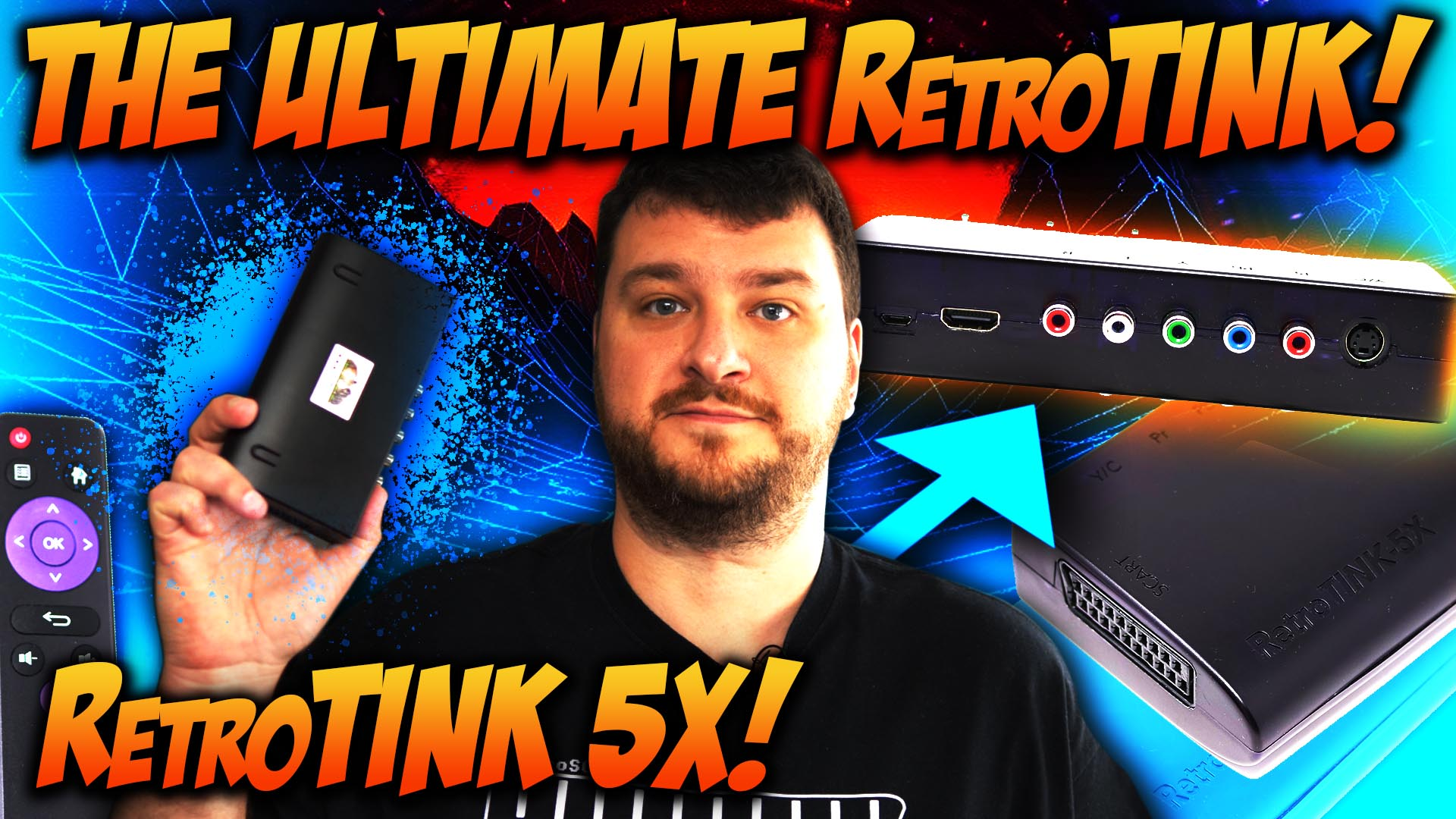 The RetroTINK 5x Has Arrived!