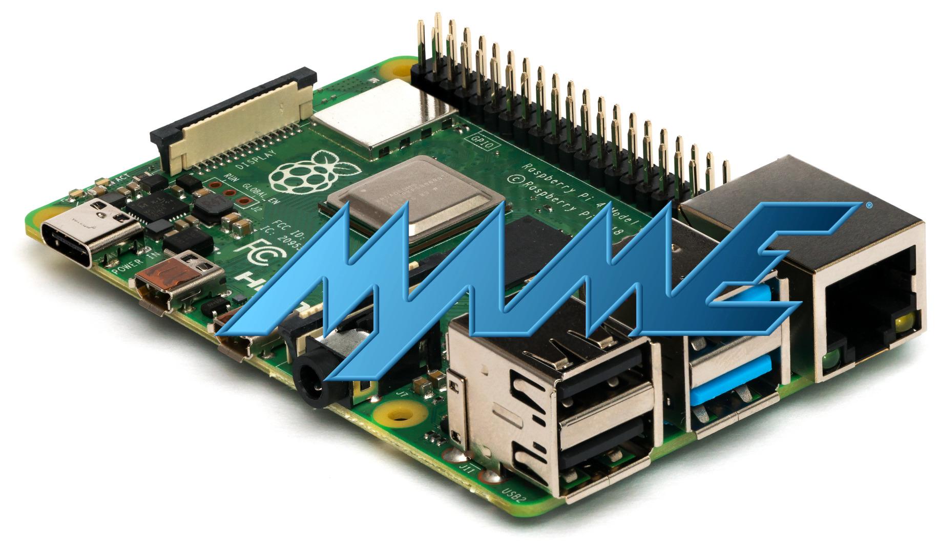 Raspberry Pi MAME benchmarks