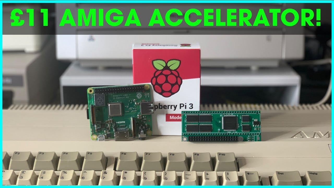 PiStorm for Amiga Micro Computers