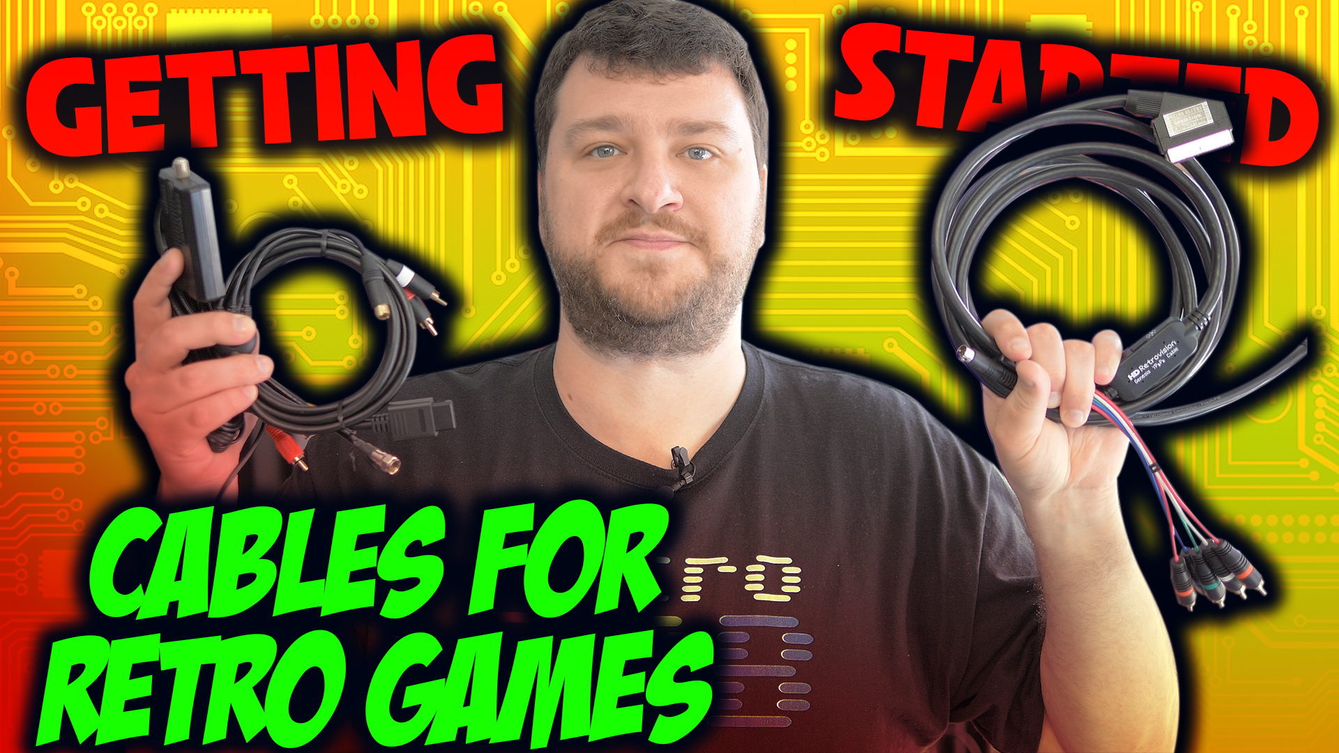 Choosing The Right Cable For Your Classic Console
