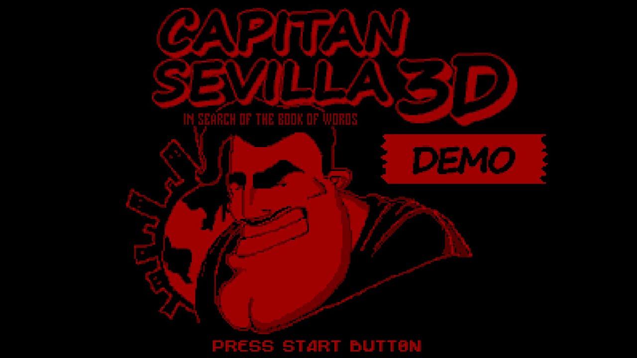 Capitán Sevilla 3D Virtual Boy Final Demo Released