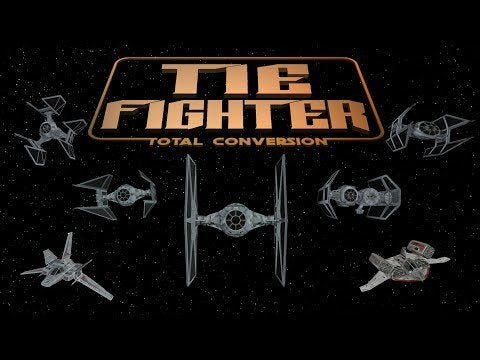 Tie Fighter Total Conversion Project V1.0 Launch