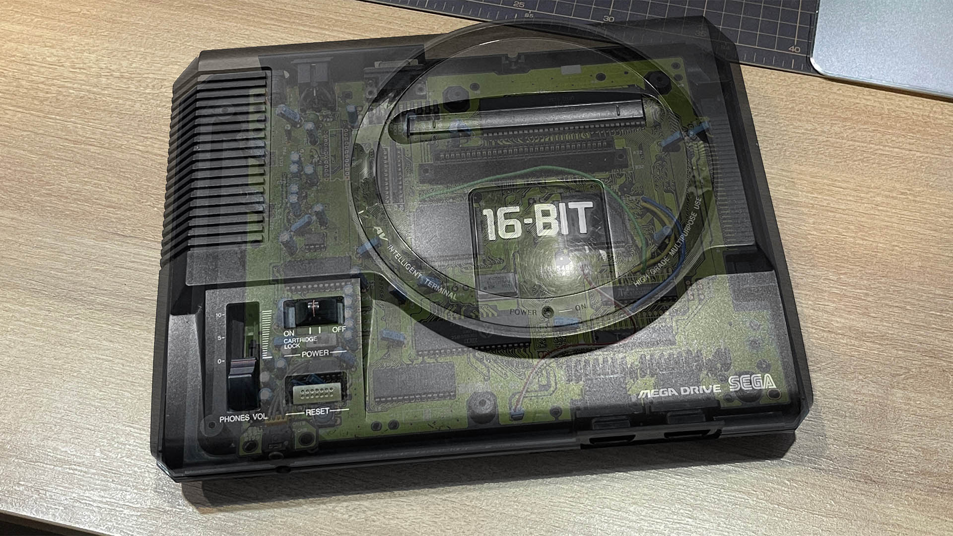 Retro Game Restore Sega Mega Drive Replacement Shells
