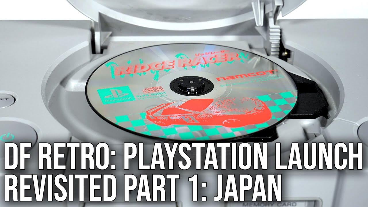New DF Retro series on the PS1