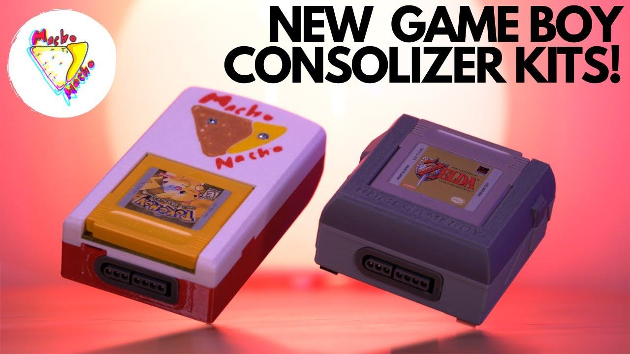 Gamebox Systems DMG & GBC HDMI Kits