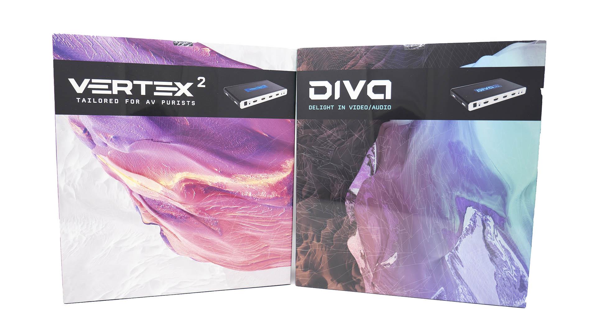 HD Fury Vertex2 & Diva Tested
