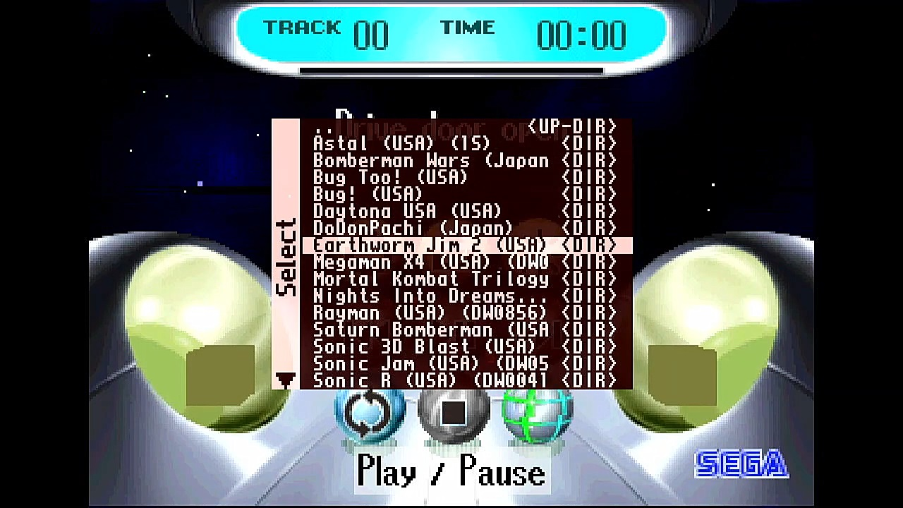 Saturn MiSTer Core Progress Update: Game Footage