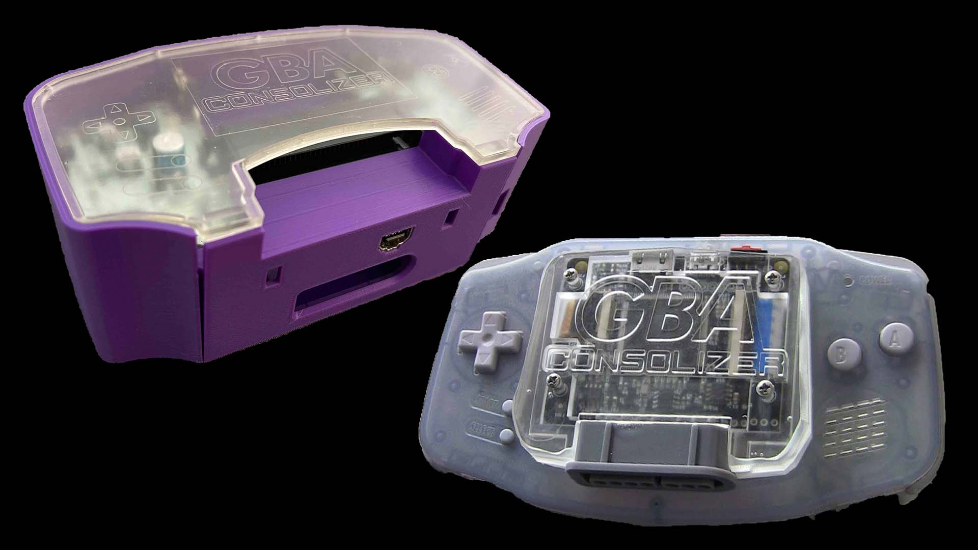 New Round of GBA Consolizer Pre-Orders