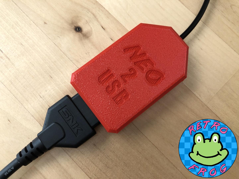 RetroFrog Neo2USB adapter pre-order for MiSTerFPGA