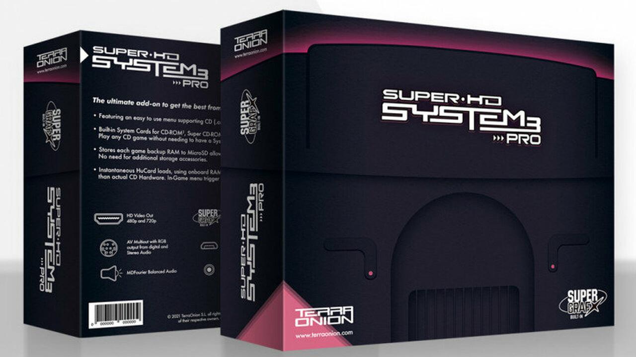 Super HD System 3 PRO @ Stone Age Gamer