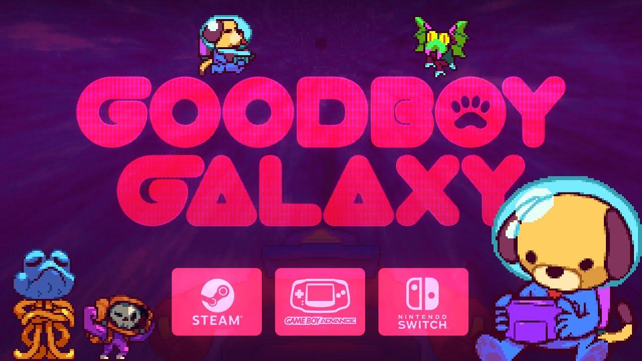 New GBA Game Goodboy Galaxy