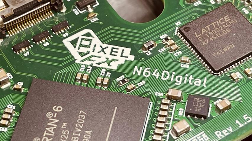 N64 Digital: Another Batch + Firmware Update