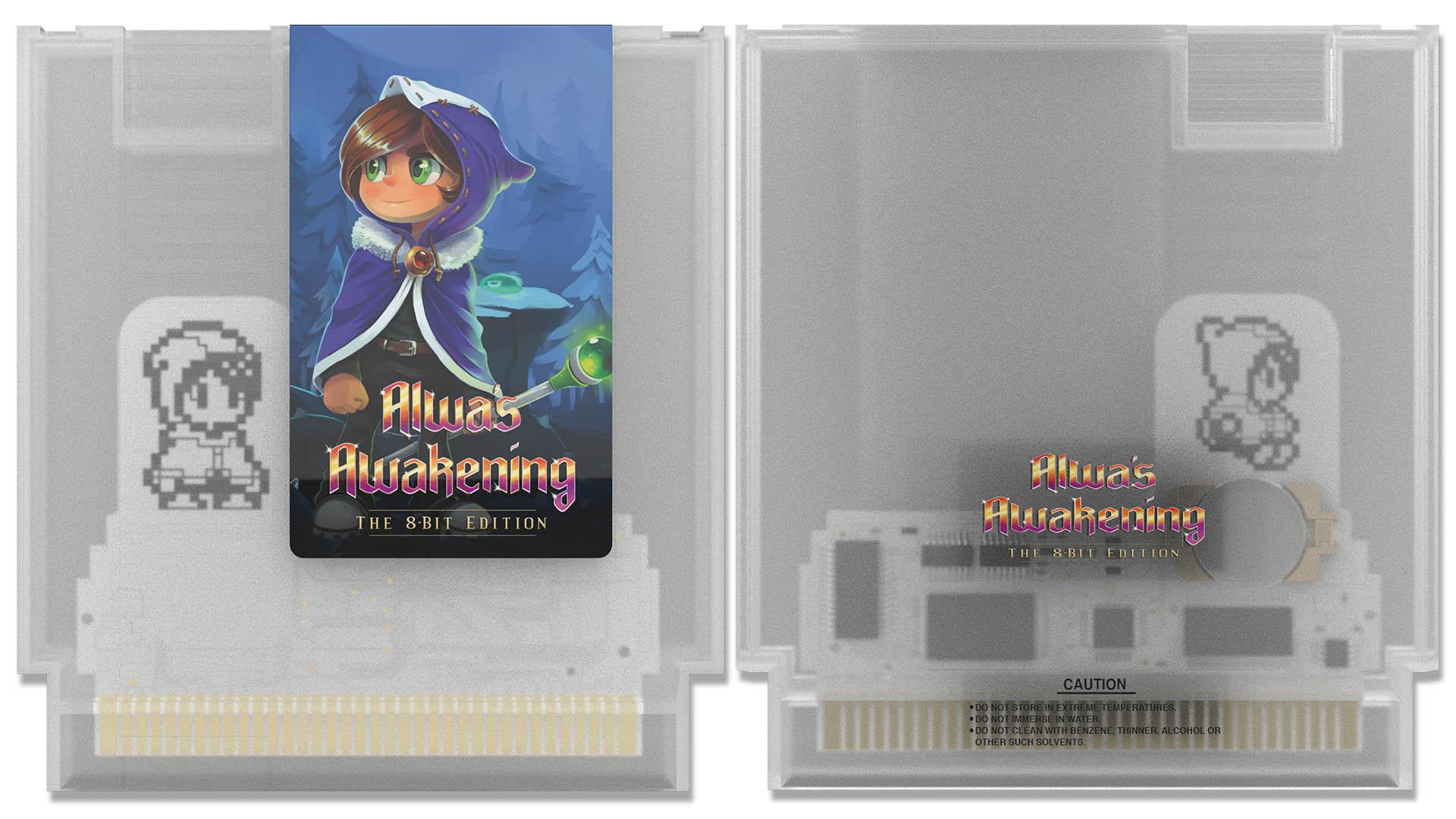 Alwa's Awakening NES Pre-Orders Now Open
