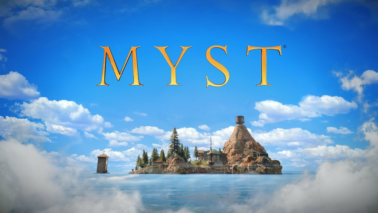 A Remake of Myst Has Recently Been Released