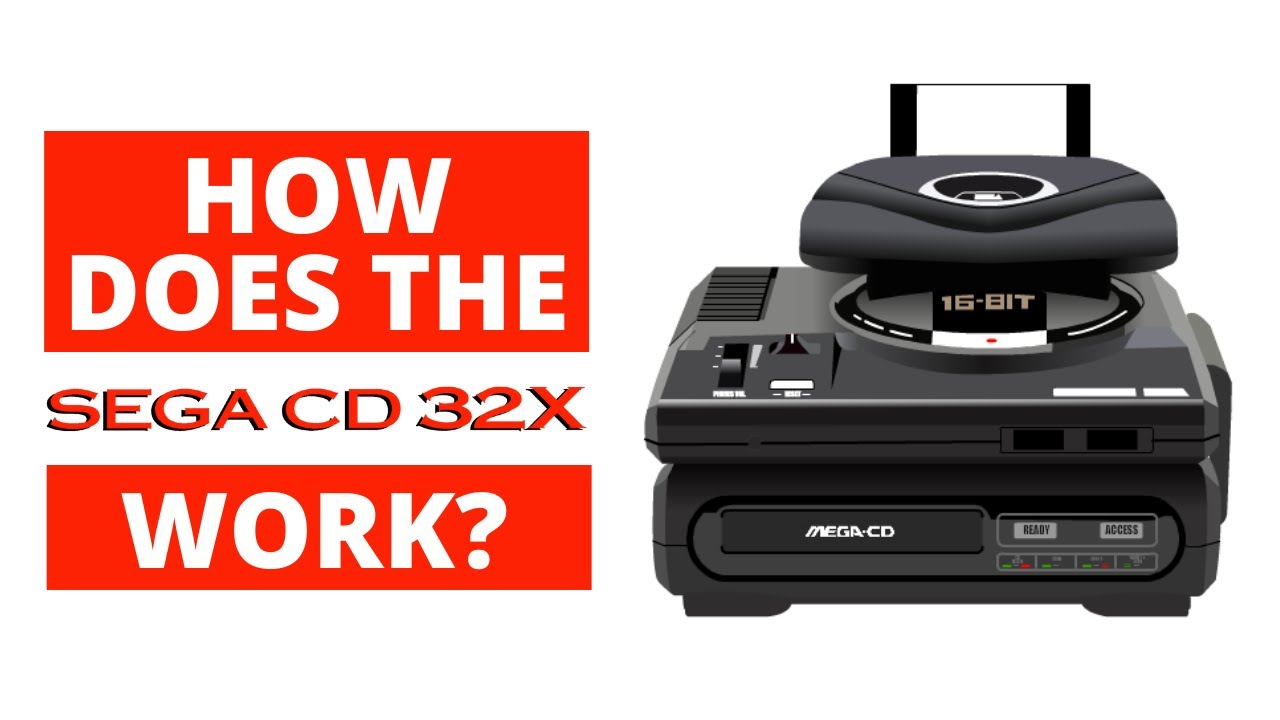 How Does The 32xCD Work?