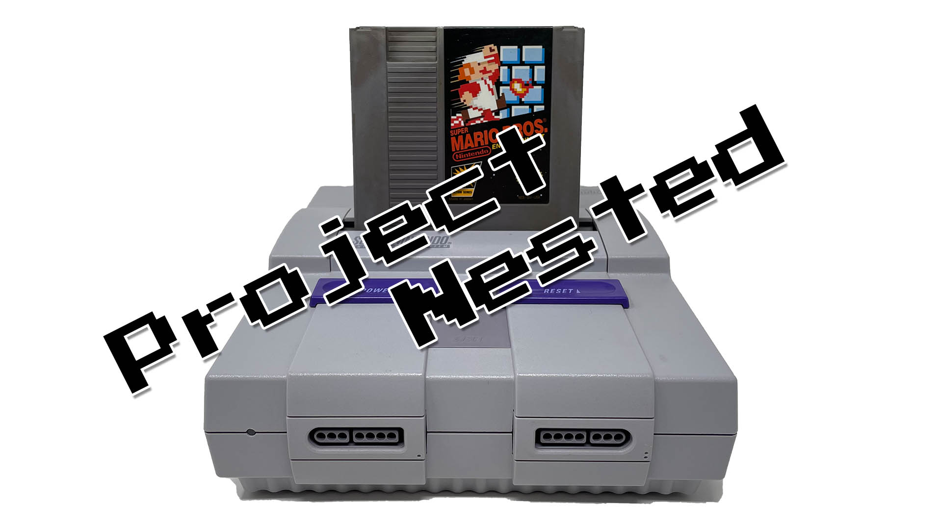 Project-Nested:  Play NES games on SNES