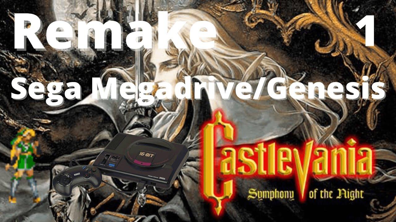 Genesis/MegaDrive homebrew – Symphony of the Night, GG Shinobi, StarFox and more!