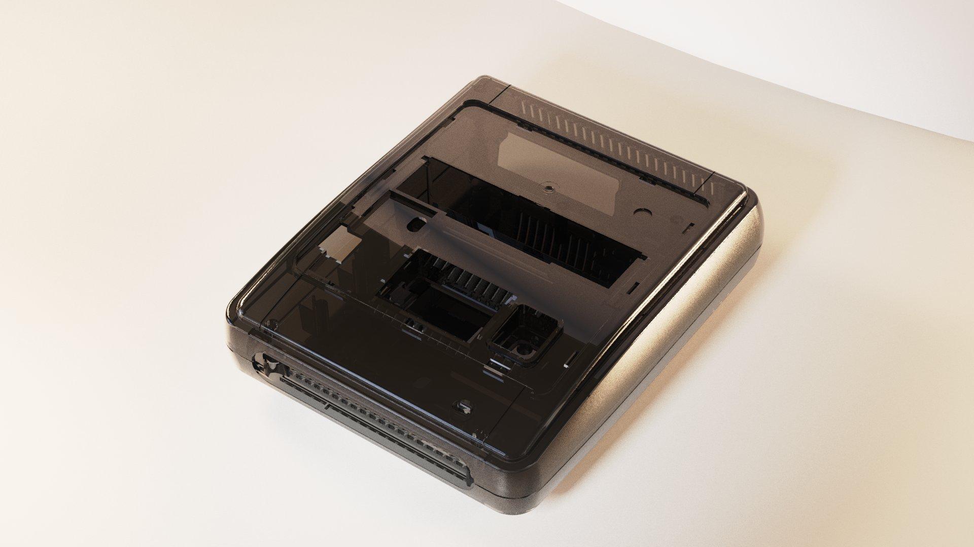 Super Famicom/PAL SNES Smoke Shells Pre Order