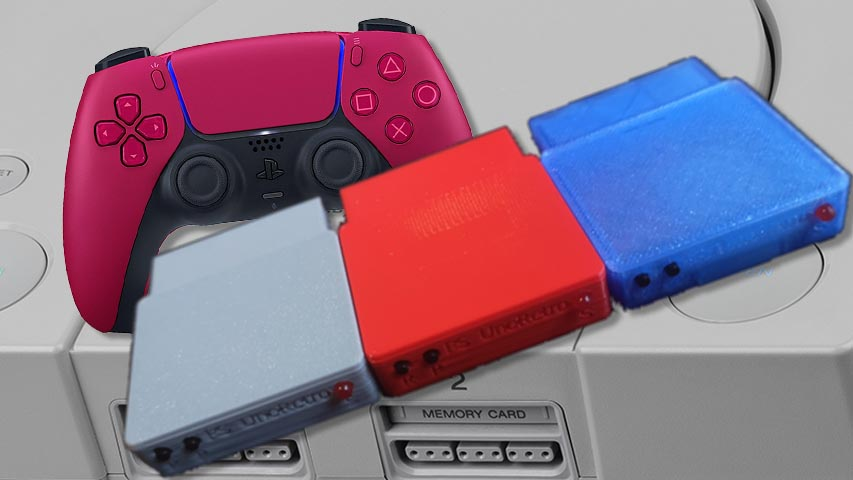PSUnoRetro Interest Check: Bluetooth Controllers on PS1 & 2