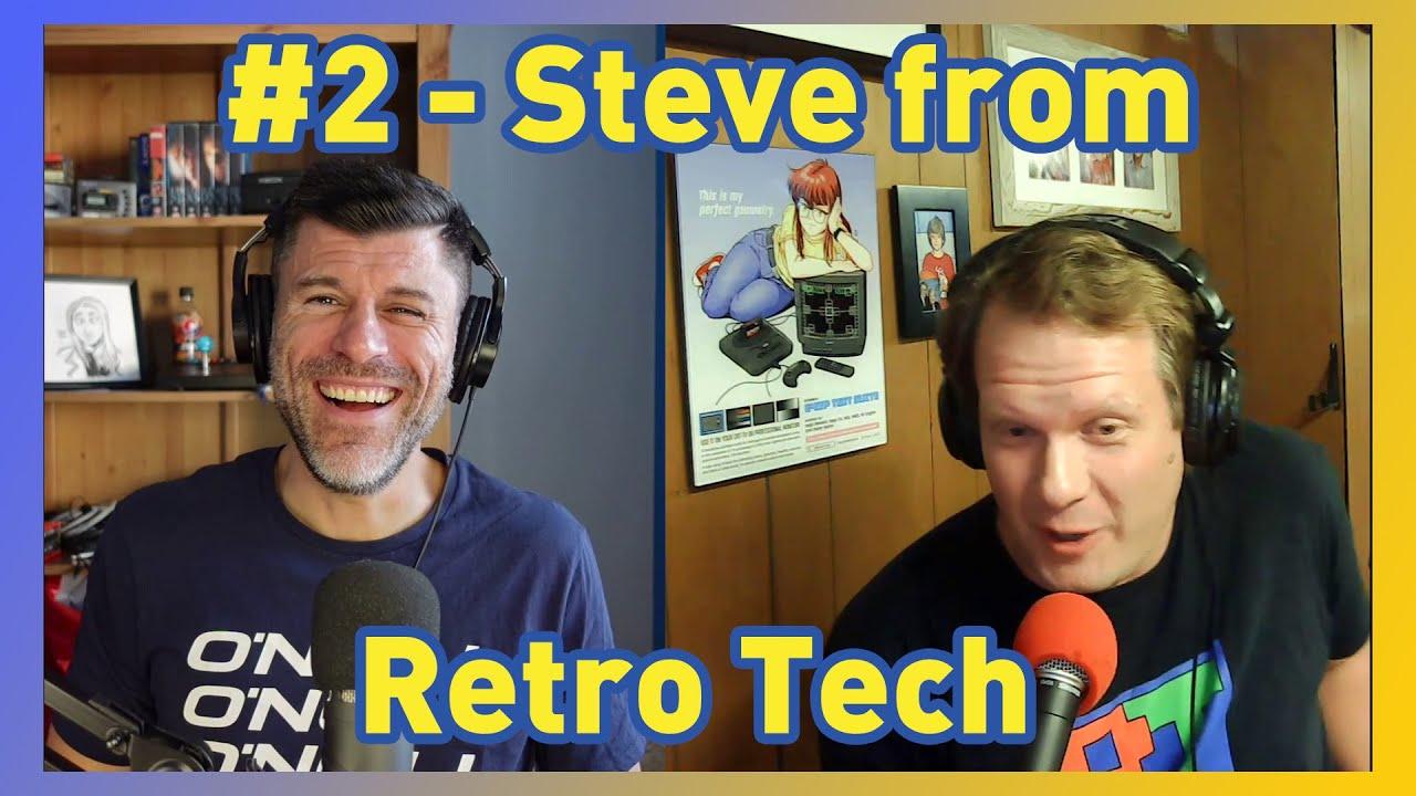 Zez Retro Interviews Steve from Retro Tech