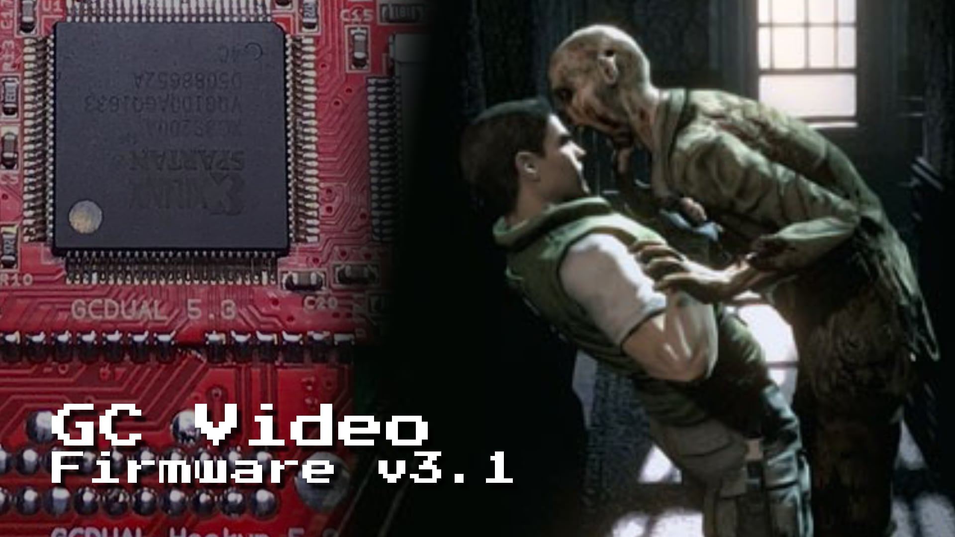 GCVideo Firmware 3.1 Released