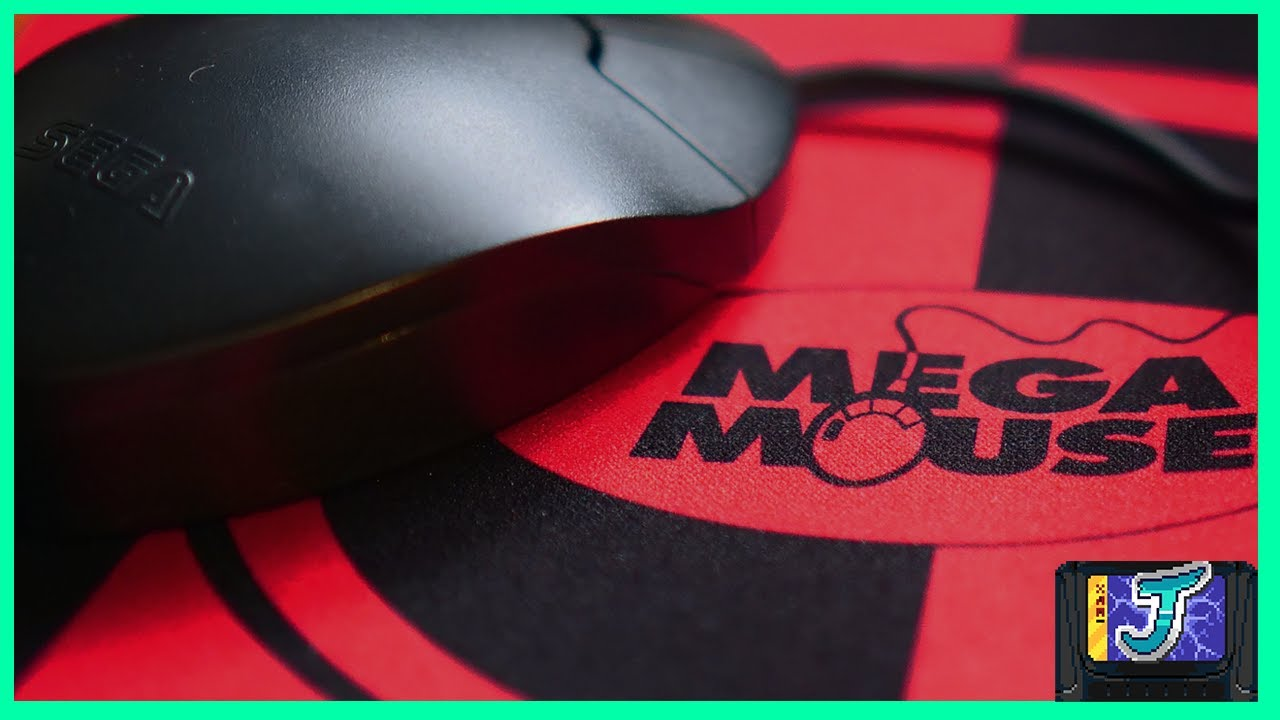 The Sega Mouse: A Look At Every Compatible Game